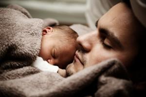 Společné spaní jako lék